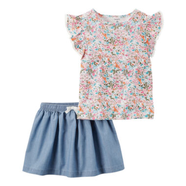 Carter's 3-pc. Set Preschool Girls