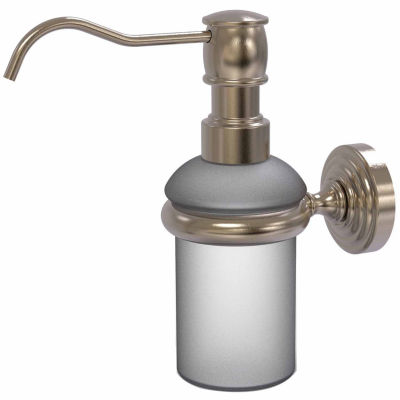 Allied Brass Waverly Place Collection Wall Mounted Soap Dispenser