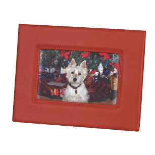 Royce Leather Deluxe Photo Frame