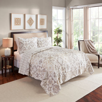 Marble Hill Torrey 3-pc. Quilt Set