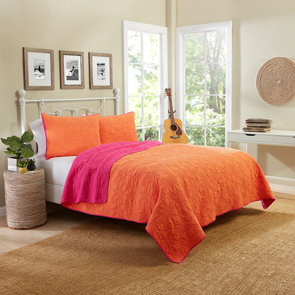 Vue Zuma Beach Quilt Set