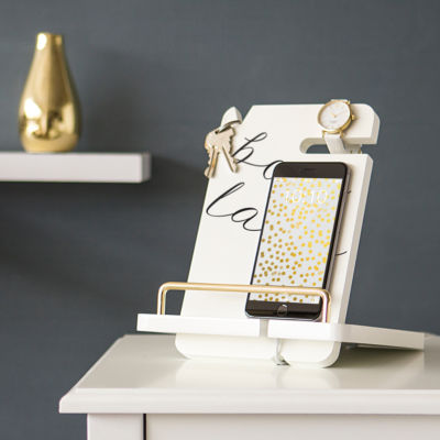 Cathy's Concepts 'Boss Lady' Lacquer Docking Station