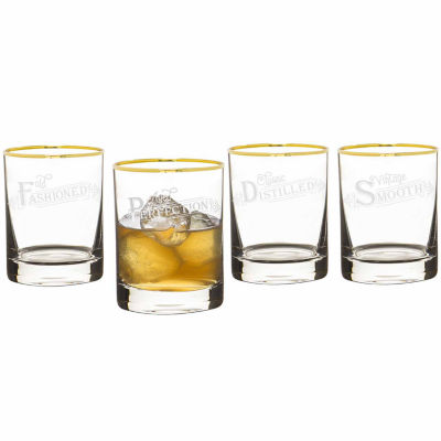 Cathy's Concepts 4-pc. Double Old Fashioned