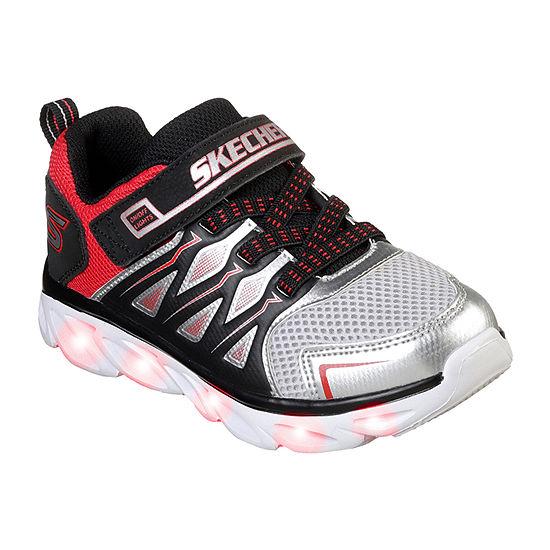 Skechers Hypno-Flash Little Kids Boys Sneakers