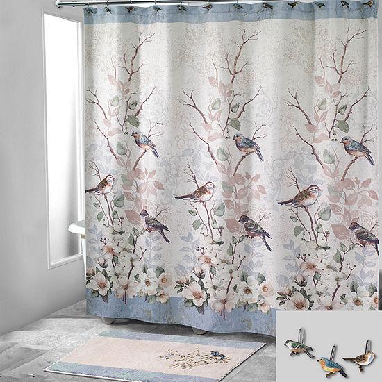 Avanti Love Nest Shower Curtain Set