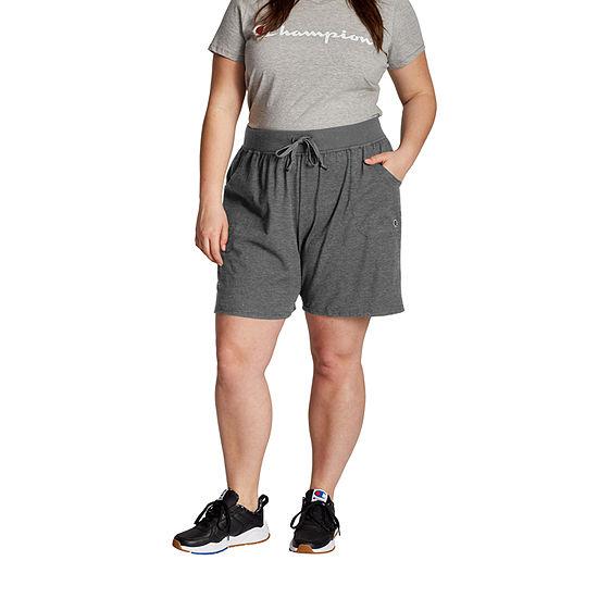 Champion Womens Plus Soft Short