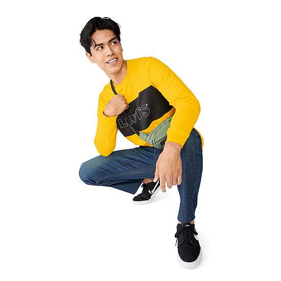 Levis Fleece 514 Straight Advance Stretch Jean