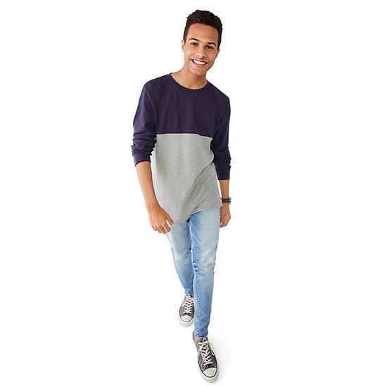 Arizona Colorblock Thermal 360 Advance Flex Skinny Jean