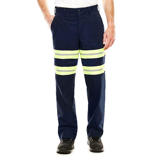 Red Kap® Men's Enhanced Visibility Industrial Pant - Big