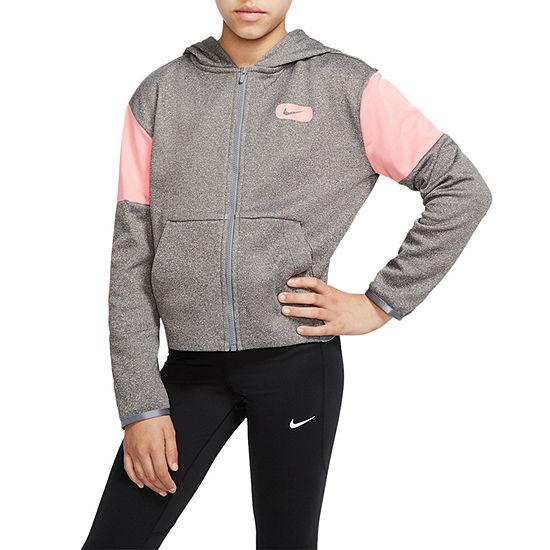 Nike Girls Hoodie-Big Kid