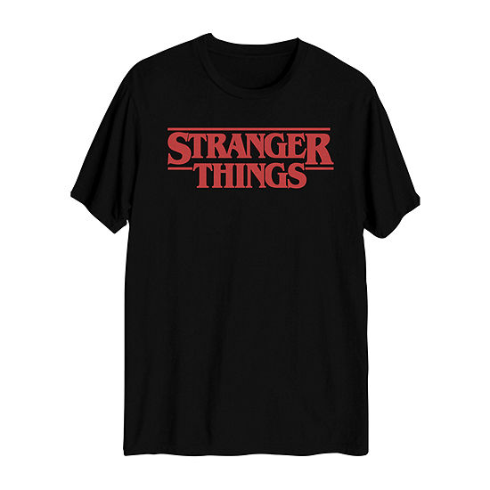 Mens Stranger Things Graphic T-Shirt