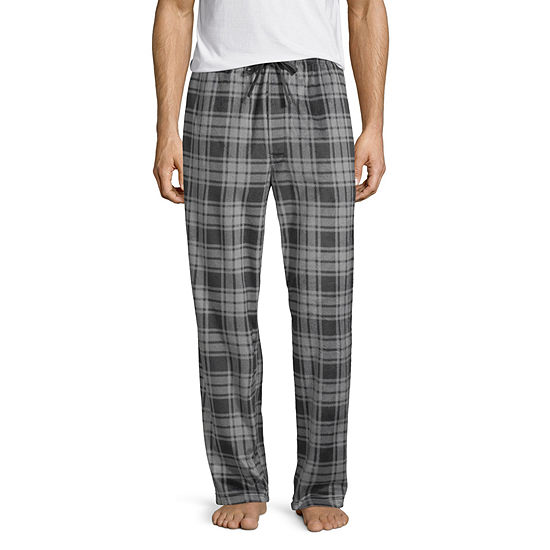 Stafford Men's Microfleece Pajama Pants