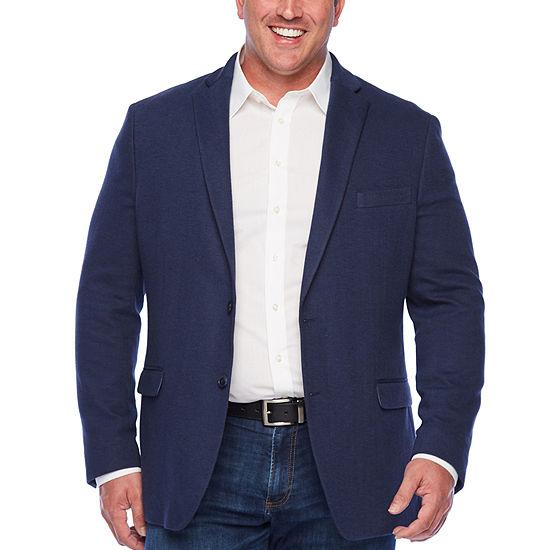 IZOD - Big and Tall Mens Classic Fit Sport Coat