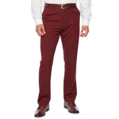 JF J.Ferrar Mens Stretch Slim Fit Suit Pants