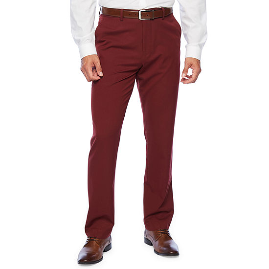 JF J.Ferrar Slim Fit Stretch Suit Pants
