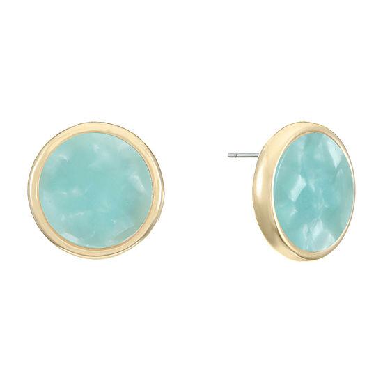 Monet Jewelry 19mm Stud Earrings