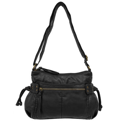 St. John's Bay Color Block Convertible Shoulder Bag