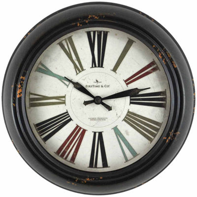 FirsTime® Relic Wall Clock
