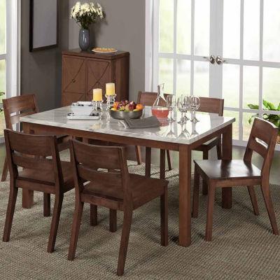 Edina 7-pc. Dining Set