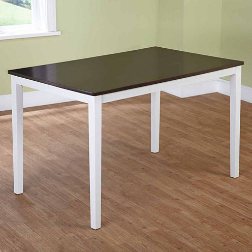 Catania Wood-Top Dining Table