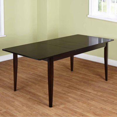 Tilo Wood-Top Dining Table