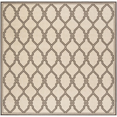 Safavieh Linden Collection Mark Geometric Square Area Rug