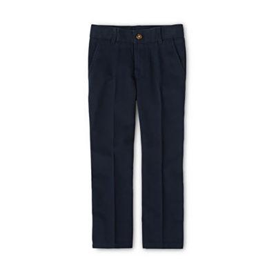 Izod Boys Adjustable Waist Flat Front Pants Big Kid