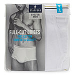 Stafford® 6-pk. Cotton Full-Cut Briefs