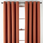 JCPenney Home Wallace Blackout Grommet-Top Curtain Panel