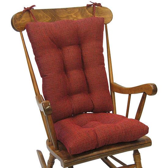 Klear Vu Tyson Gripper® 2-pc. Jumbo Chair Cushion Set
