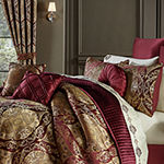 Queen Street Harper 6-pc. Damask + Scroll Comforter Set