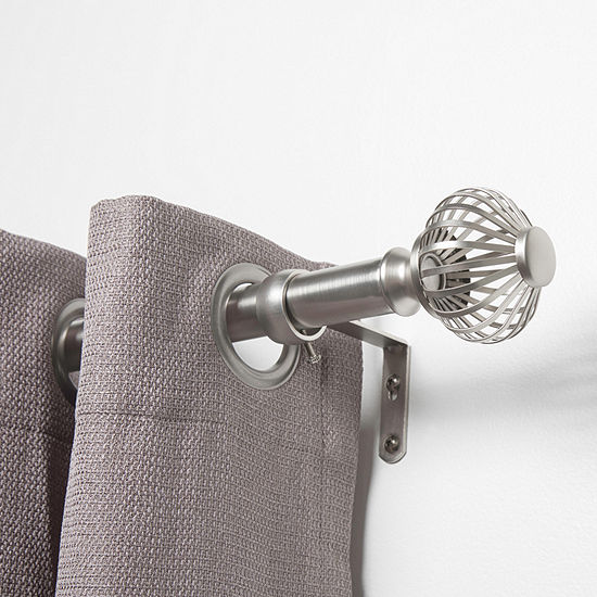 JCPenney Home Parkwood Cage 1 IN Curtain Rod