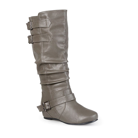 Journee Collection Womens Tiffany Slouch Riding Boots
