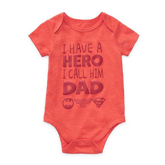 Okie Dokie Baby Unisex DC Comics Bodysuit