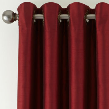 """jcpenney.com   Royal Velvet® 1¼"""" Adjustable Curtain Rod with Ball Finials Collection"""