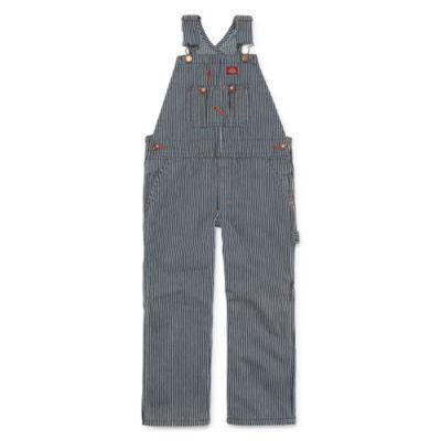 Dickies® Denim Bib Overalls - Toddler Boys 2t-4t