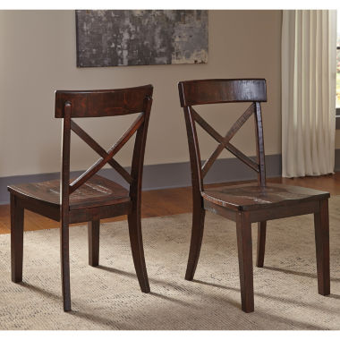 Signature Design by Ashley® Gerlane Set of 2 Side Chairs