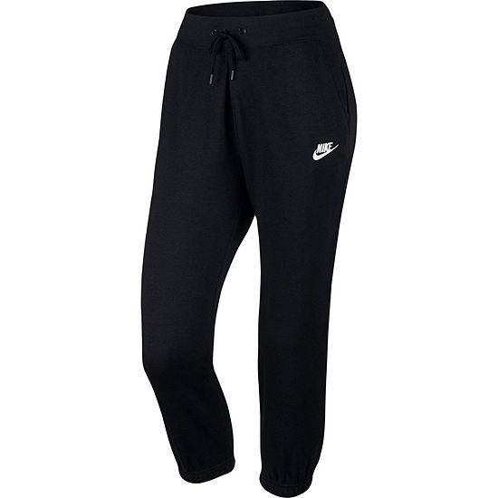 Women's Nike Fleece Capris