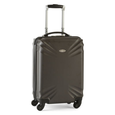 "On Tour Hardside 20"" Carry On 20 Inch Hardside Luggage"