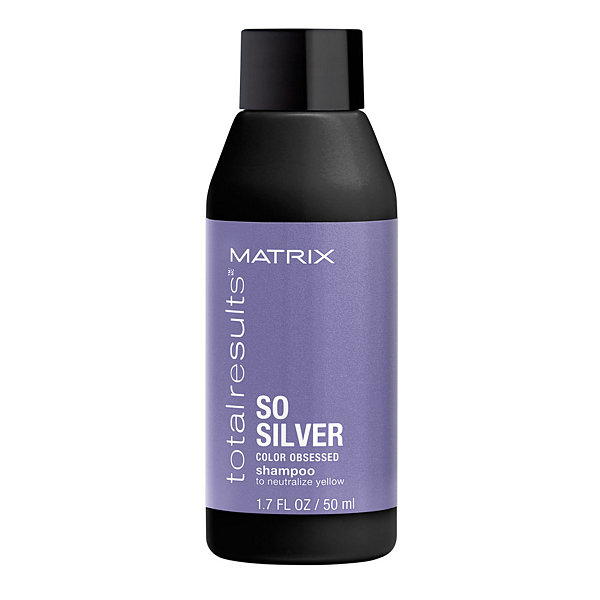 Matrix Total Results So Silver Sham Mini Shampoo - 1.7 oz.