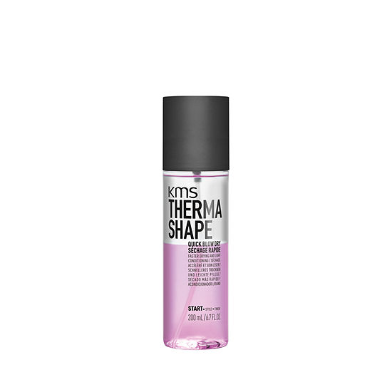 Kms Therma Shape Quick Blow Dry Styling Product 67 Oz