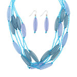 Mixit 2-pc. 16 Inch Necklace Set