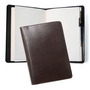 Royce Leather Aristo Italian Bonded Journal