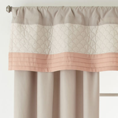 Home Expressions Nina Rod Pocket Curtain Panels