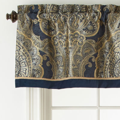 Royal Velvet Charrington Rod Pocket Valance