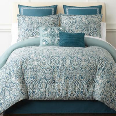 Eva Longoria Home Esme 4-pc. Comforter Set