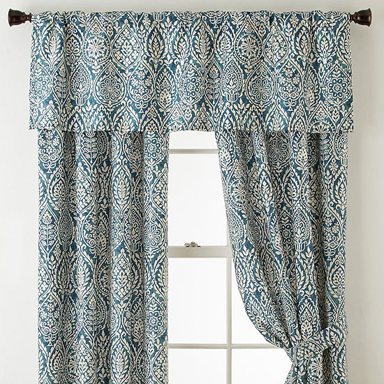 Eva Longoria Home Esme Rod-Pocket Curtain Panel