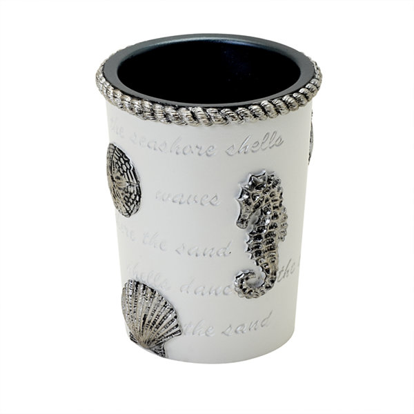 Zenna Home Beach Cottage Tumbler
