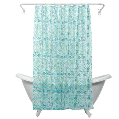 Zenna Home Morocco Shower Curtain