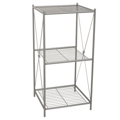 Zenna Home 3-Shelf Bathroom Shelf